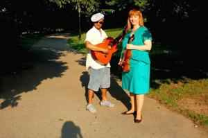Fiddler in the park: Thursday night concerts 1