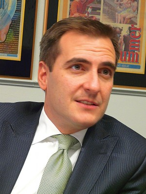 Gianaris gets leadership post with Senate Dems 1