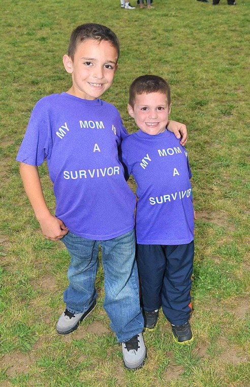 Howard Beach fights cancer