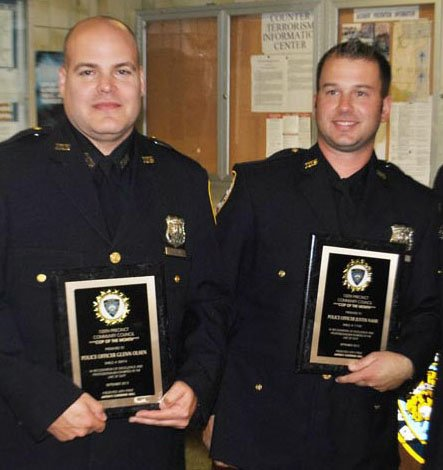 Honors at 105th Precinct 3