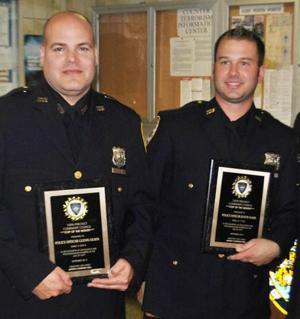 Honors at 105th Precinct 3