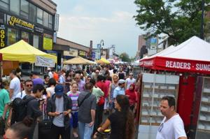 Sun, fun and fare at Queens' fairs