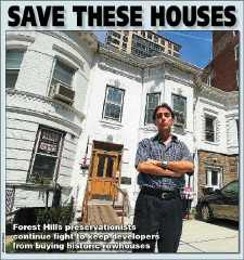 Commission Rejects Request To Landmark Forest Hills Site