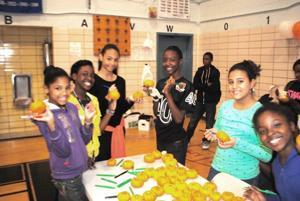 Spooky Halloween fun at JHS 8 in Jamaica