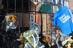 Little boy killed in New Year's Day fire 1