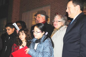 Beacon rally draws crowd to Parsons  1
