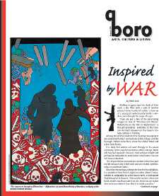 Exhibit explores repercussions of Afghan conflict