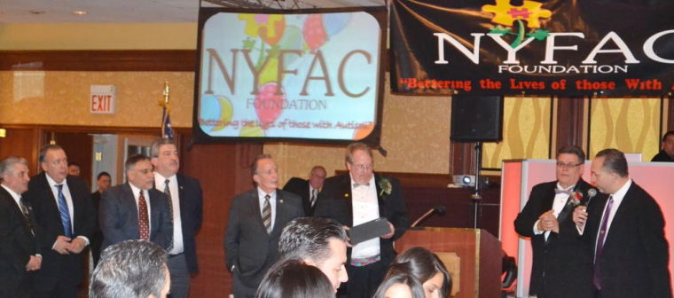 16th Annual NYFAC Dinner Dance