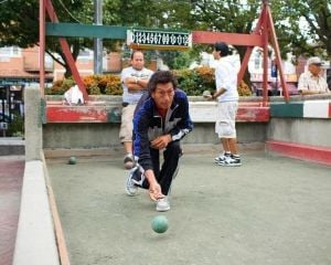 Bocce tournament rolls into Corona 2