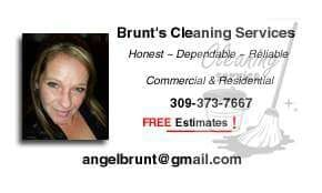 Brunt's Cleaning Services