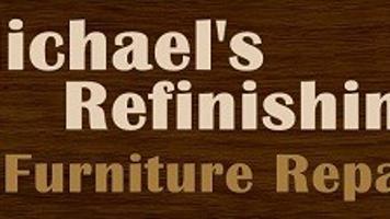 Michael 39 S Refinishing Furniture Repair Furniture Repair Furniture Refinishing Moline Il