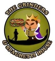 Grinders Sign