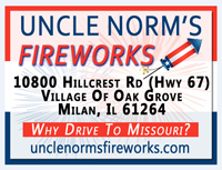 Uncle Norm's Fireworks