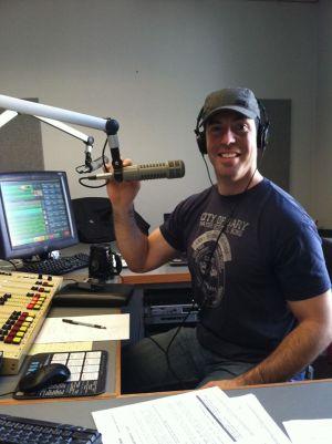 Jason Fechner turns FM with temp gig at B100