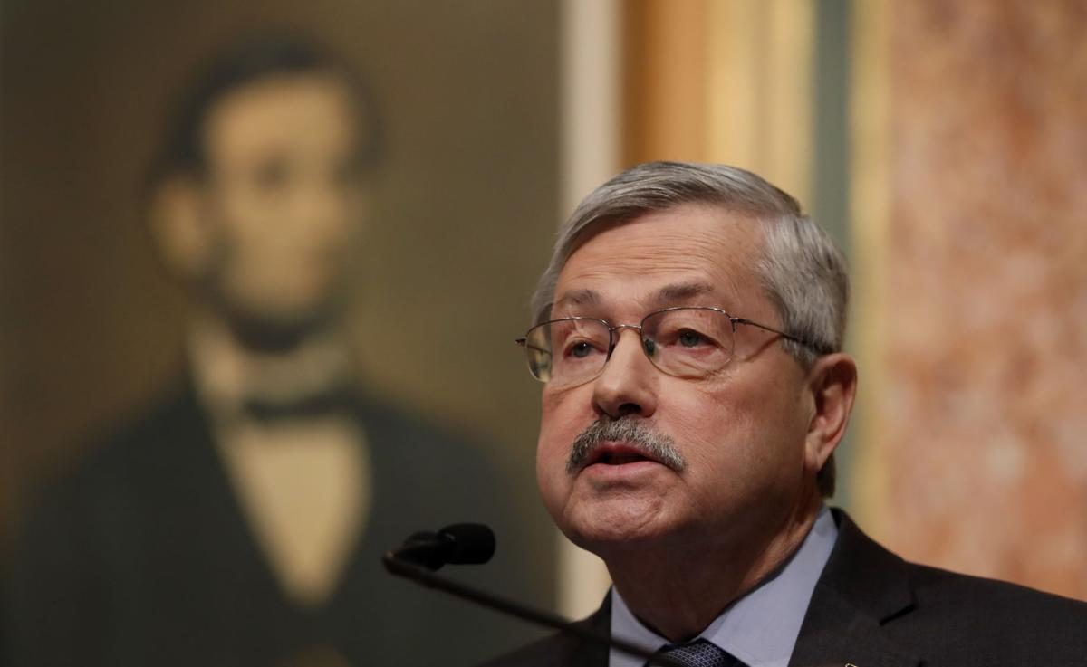 Branstad - Condition of the State