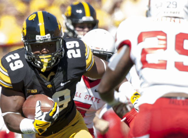 LeShun Daniels is back and looking to lead in Hawkeye backfield