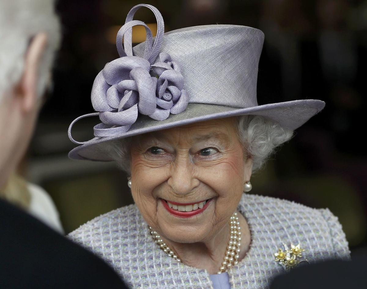 Britain Queen's Bithday