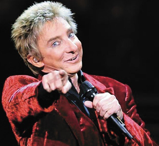 Barry Manilow Copacabana At The Copa