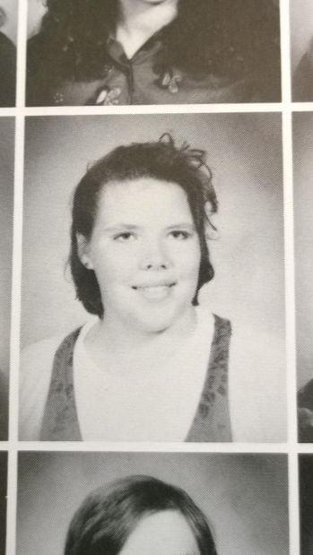 Michelle Jensen sophomore
