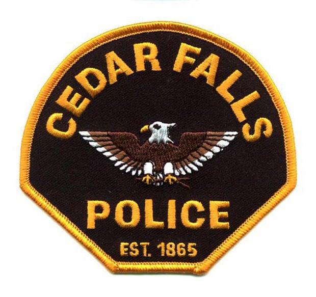 Cedar falls police patch