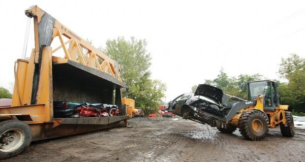 Sell Junk Cars in Kokomo IN  Junkyards amp Salvageyards