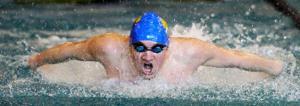 Photos: District Swim Meet in Clinton