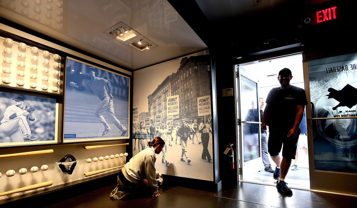 Baseball Hall Of Fame Tour Iowa