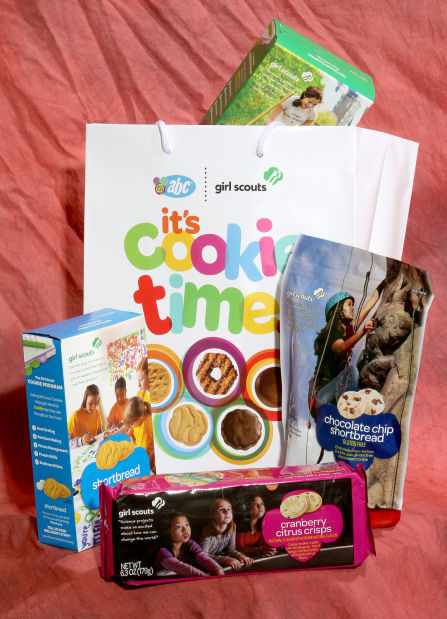 girl scout cookie season is  ing up soon local news