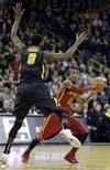 Iowa-Iowa State b-ball game moved for national audience