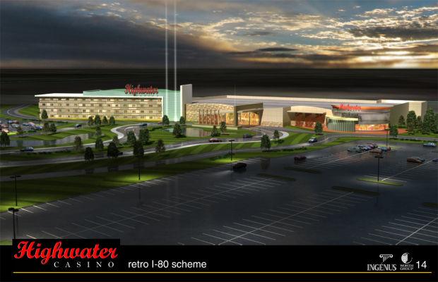 Ingenus highway casino design alternatives