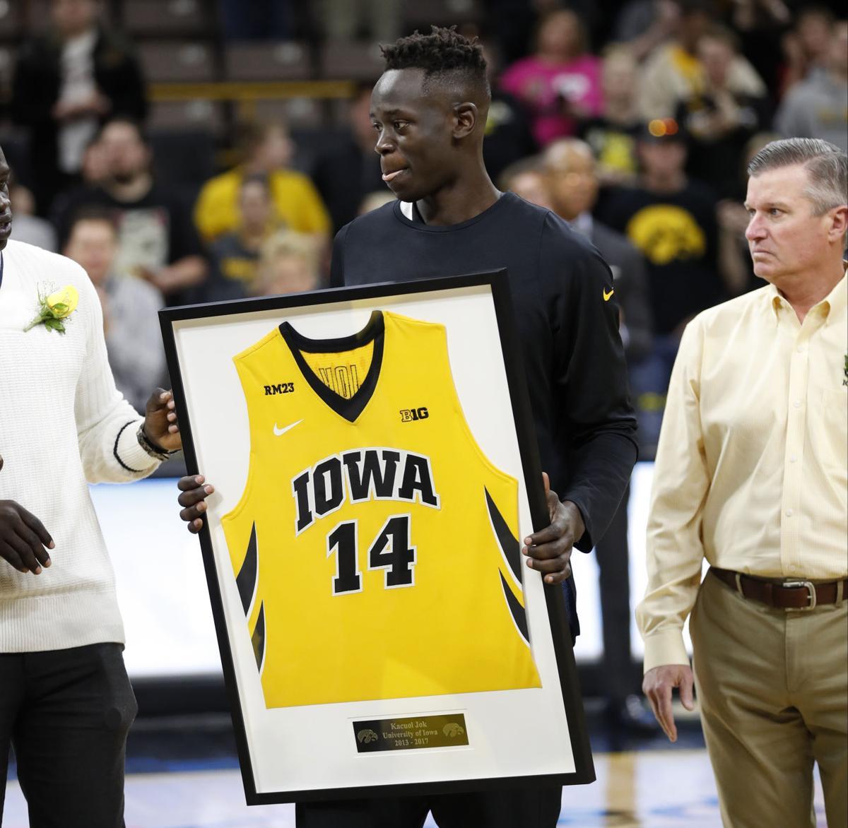 Penn St Iowa Basketball