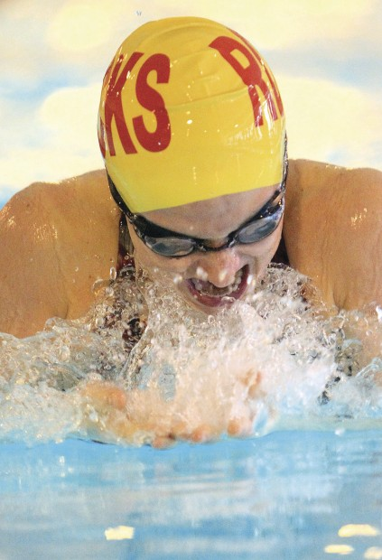 Pv Takes Second As Normal 3 Peats At Ut Invite High School Swimming