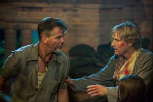 Thriller 'No Escape' has everything — but zombies
