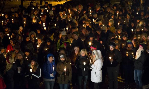 Purdue Shooting Vigil