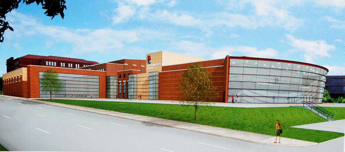 Central Takes The Plunge For New Pool Auditorium Local