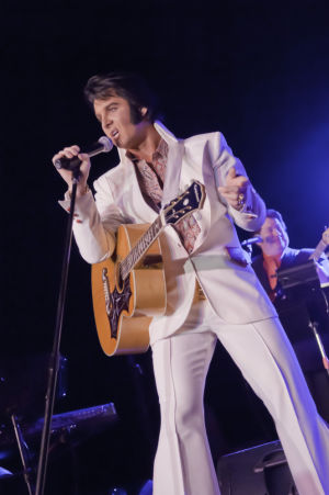 Elvis tribute coming to Adler