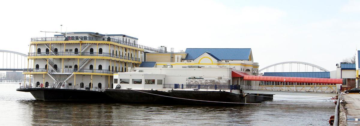 Rhythm City riverboat