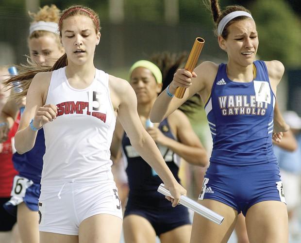 iowa high school girls track meet results