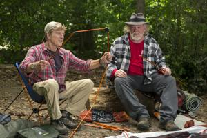 Meandering 'Walk in the Woods' hits its stride now and then