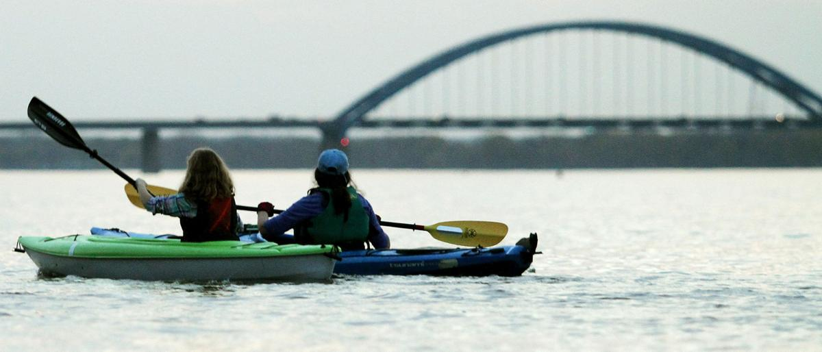 Saukenuk Paddlers Canoe and Kayak Club