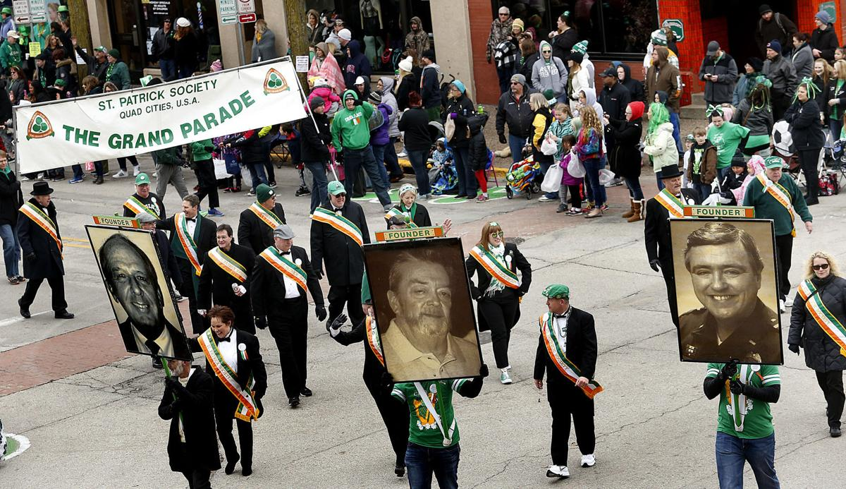 Photos: St. Patrick's Society Grand Parade in Rock Island ...