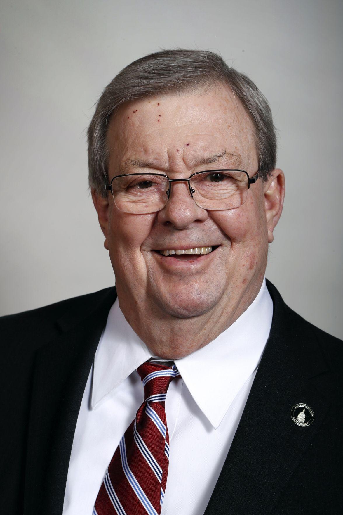 Iowa state Rep. Dave Heaton