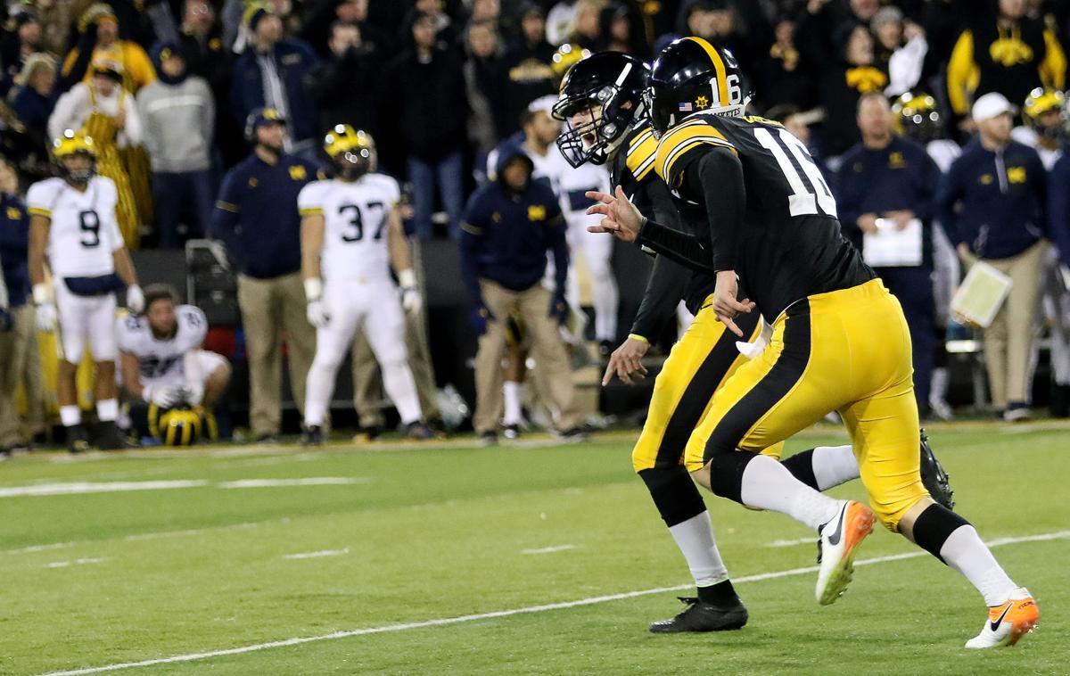 Iowa Hawkeyes vs. Michigan