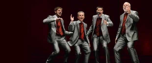Chordbusters brings show to 'Broadway'