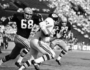 Historic photos: Super Bowl I through 50