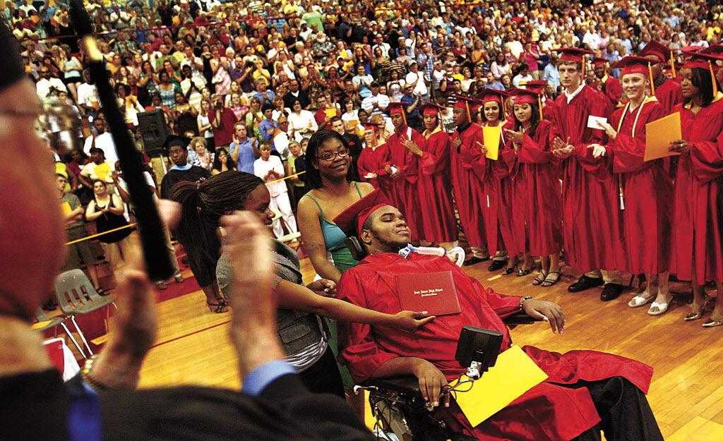 Travis Hearn Graduation
