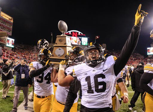 Hawkeyes still looking for respect