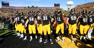 Badgers will see a different style offense in Hawkeyes