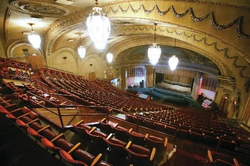 Davenport Capitol Theatre