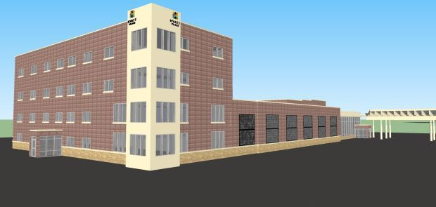 Moline hotel proposed